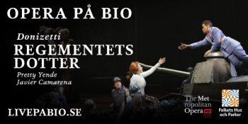 2/3 Donizetti: Regementets Dotter